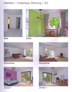 3-Zi-Wohnung in Rellingen